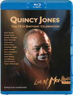 Various Artists : Quincy Jones The 75th Birthday Celebration