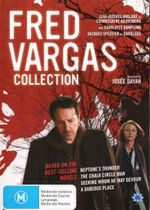 Fred Vargas Collection (Neptune's Thunder / The Chalk Circle Man / Seeking Whom he May Devour / A Dubious Place) - Jean-Hugues Anglade