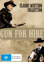 Gun For Hire : Classic Westerns Collection - Lee Van Cleef