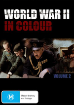 World War II In Colour : Volume 2 - Robert Powell