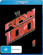 WWE : RAW 100 (2 Discs) - Undertaker