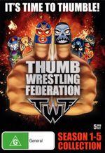 Thumb Wrestling Federation : Season 1 - 5 (5 Discs) - Jordan Geary