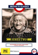 Whodunnit? : Series 2 (2 Discs) - Richard OSullivan