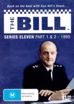 The Bill : Series 11 - Part 1 and 2 (11 Discs) - Graham Cole