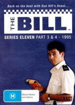 The Bill : Series 11 - Part 3 and 4 (11 Discs) - Graham Cole