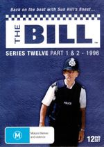 The Bill : Series 12 - Part 1 and 2 (12 Discs) - Graham Cole