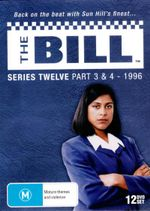 The Bill : Series 12 - Part 3 and 4 (12 Discs) - Graham Cole