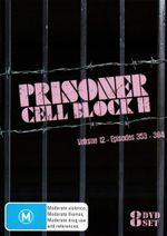 Prisoner Cell Block H : Volume 12 - Eps 353-384 (8 Discs) - Betty Bobbitt
