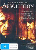 Absolution - Richard Burton