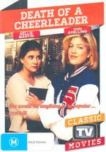 Death of a Cheerleader : Classic TV Movies - James Avery