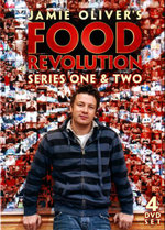Jamie Oliver's Food Revolution : Series 1 and 2 - Mike McGalliard
