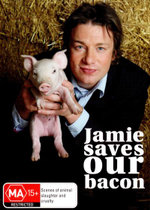 Jamie Saves Our Bacon - Joanna Lumley