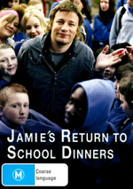 Jamie's Return to School Dinners - Jamie Oliver