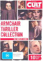 Armchair Thriller Collection : The Complete Series (10 Discs) - Alun Armstrong