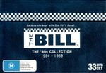 The Bill : The 80s Collection 1984 to 1989 (33 Discs) - Tony Scannell