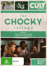 The Chocky Trilogy : 3 DVD Set - Andrew Ellams