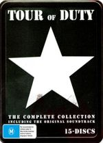Tour of Duty : The Complete Collection - Terence Knox