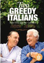 Two Greedy Italians : Seasons 1 and 2 Collection (4 Discs) - Gennaro Contaldo
