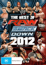 The Best of Raw and Smackdown 2012 : WWE - CM Punk