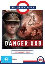 Danger UXB : The Complete Series - Gordon Kane
