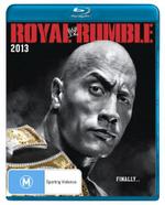 WWE : Royal Rumble 2013 - CM Punk