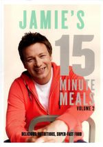 Jamie's 15 Minute Meals : Season 1 - Volume 2 - Jamie Oliver