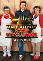 Jamie's Food Revolution : Series 1 - Jamie Oliver