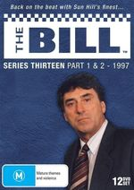 The Bill : Series 13 - Part 1 and 2 (12 Discs) - Eric Richard