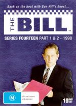The Bill : Series 14 - Part 1 and 2 (10 Discs) - Tony Scannell