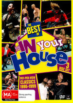 The Best of in Your House - 1995 - 1999 : WWE - Undertaker