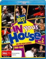 WWE : The Best of in Your House - 1995 - 1999 (2 Discs) - Undertaker