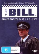 The Bill : Series 16 - Part 1 and 2 - Chris Simmons
