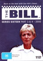 The Bill : Series 16 - Part 3 and 4 - Chris Simmons