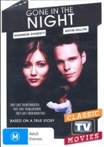 Gone in the Night : Classic TV Movies - Shannen Doherty