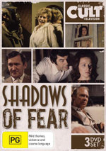 Shadows of Fear - Ronald Hines