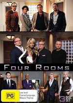 Four Rooms : Volume 1 - Jeff Salmon