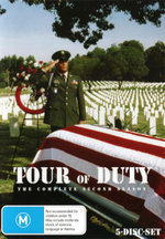 Tour of Duty : Season 2 - Terence Knox