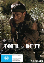 Tour of Duty : Season 3 - Terence Knox