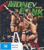 WWE Money In the Bank 2013 - CM Punk