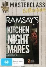 Masterclass Collection : Ramsay's Kitchen Nightmares - Series 1 - Gordon Ramsay