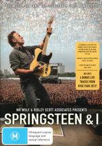 Bruce Springsteen : Springsteen and I - Bruce Springsteen