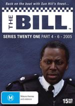 The Bill : Series 21 - Part 4 - 6 - Chris Jarvis