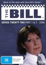The Bill : Series 22 - Part 1 and 2 - Chris Jarvis