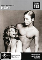 Heat (Andy Warhol version) : Heat - Joe Dallesandro