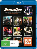 Status Quo : Back2SQ1 (Live At Wembley) (Blu-ray/CD)
