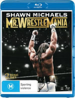 WWE : Shawn Michaels - Mr Wrestlemania - Razor Ramon