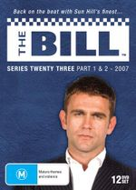 The Bill : Series 23 - Part 1 and 2 - Graham Cole