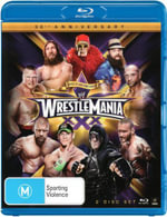 WWE : Wrestlemania XXX (30th Anniversary) - Hulk Hogan