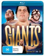 WWE : Presents - True Giants - King Kong Bundy