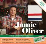 Jamie Oliver : Home Christmas Collection (Cooks Christmas/Christmas/Family ChristmasBest Ever Christmas/Christmas Will Bells On/Christmas Special) - Gennaro Contaldo